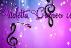 Игра Порхающая Виолетта