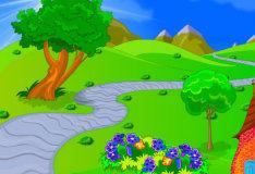Игра Волшебный сад