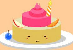 Игра Аппетитный тортик