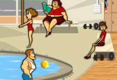 Игра Отвязный спортзал