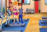 Игра Отвязный спортзал 2