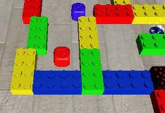 Игра Приключения кубика