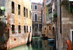 Венеция: Поиск предметов