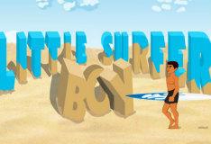 Игра Малютка-серфер