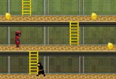 Игра Лестница ниндзя