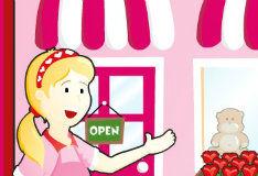 Игра Магазин романтических подарков