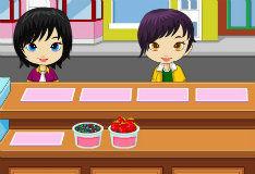 Игра Магазин пирожных