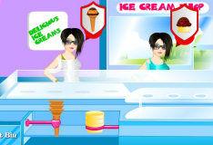 Игра Мороженица