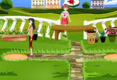 Игра Лавка садовника.