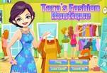 Игра Модный бутик Тары