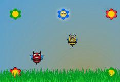 Игра Лучшая пчела месяца