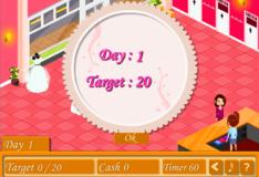 Игра Игра Магазин свадебных нарядов