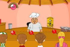 Игра Элитный ресторан