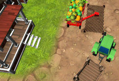 Игра Фермерский экспресс 3D