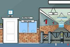 Игра Побег из метро