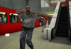 Игра Метро 2033: Атака зомби 3D