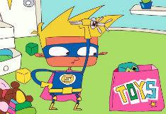 Игра Путь супергероя