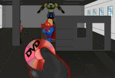 Игра Охота на супергероев