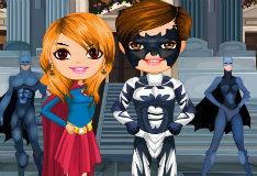 Игра Супергеройская свадьба