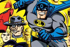 Игра Храбрый супергерой Бэтмен