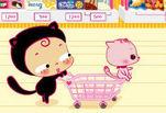 Играть бесплатно в С мамой за покупками