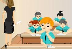Игра Примерный ученик