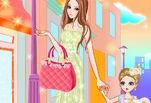 Играть бесплатно в По магазинам с мамой