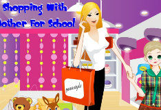Игра Приготовления к школе