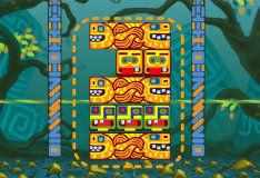 Игра Древние блоки Майя