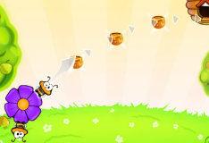 Игра Веселые пчелки