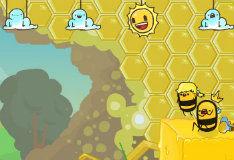 Игра Злые пчелки