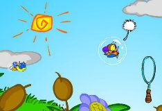 Игра Жучки и пузырьки