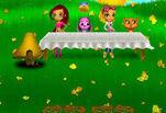 Играть бесплатно в Цветочный мед