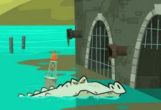 Игра Голодный крокодил