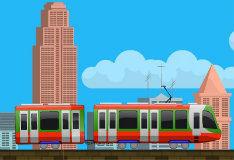 Игра Водитель трамвая