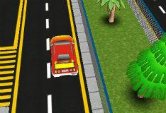Игра Остров трюков: Испытание парковкой