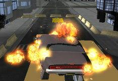 Игра Каскадер 3D: Улицы большого города