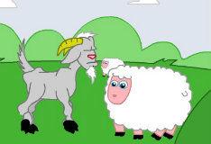 Игра Все овцы попадают в рай