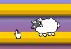 Игра Паника среди овец