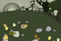 Игра Ловец овец
