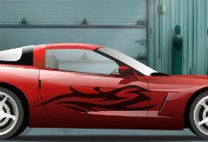 Игра Тюнинг модного автомобиля