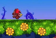 Игра Реактивные птички 2