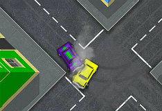 Игра Автомобильный хаос