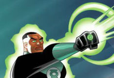 Игра Зеленый фонарь: Космический побег