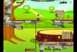 Бесплатные игры онлайн в игры для девочек Папа Луи и приключение в деревне