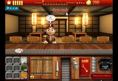Игра Папа Луи и японский ресторан