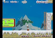 Игра Папа Луи: Снежное приключение