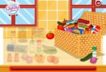 Игра Бесплатные скачиваемые игры для девочек Папа Луи Готовим пирог