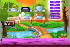 Игра Папа Луи: Рыба с острым соусом