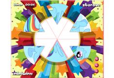 Игра Мой маленький Пони Пазл